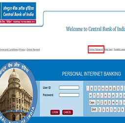 Central Bank Of India Net Banking