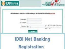 IDBI Net Banking
