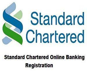 Standard Chartered Online Banking Registration