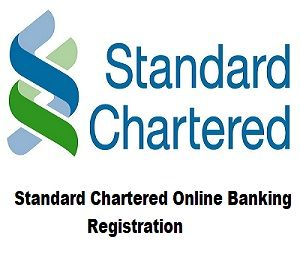 Standard Chartered Online Banking Registration