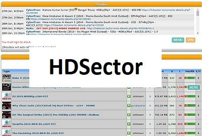 HDSector
