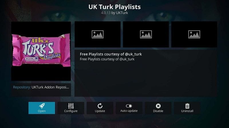 UK Turk Playlists