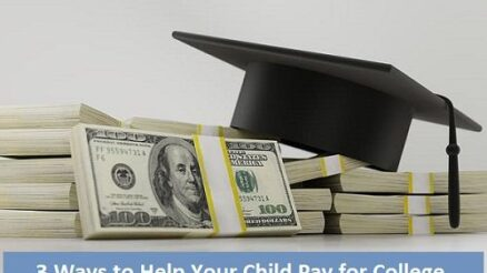 3 Ways to Help Your Child Pay for College