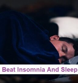 How to beat insomnia and sleep better