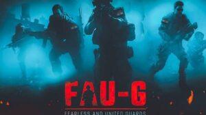 FauG Game Download APK
