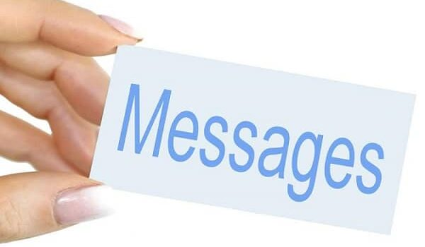 Lock Text Messages