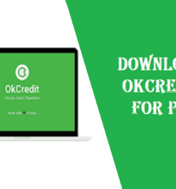 okcredit app for pc