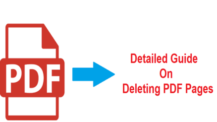 Detailed Guide On Deleting PDF Pages