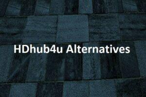 HDhub4u Alternatives