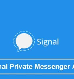 Signal Private Messenger APK