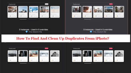 How To Find And Clean Up Duplicates From iPhoto