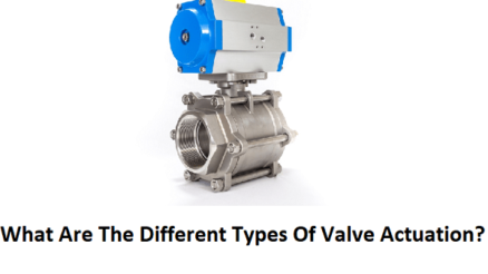 Different Types Of Valve Actuation