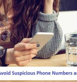 How to Avoid Suspicious Phone Numbers and Calls