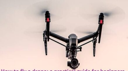 How to fly a drone a practical guide for beginners