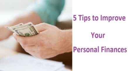 Tips to Improve Your Personal Finances