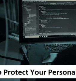 Tips to Protect Your Personal Data