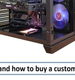 how to buy a custom PC