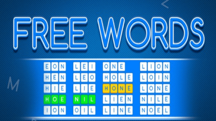 some free word games